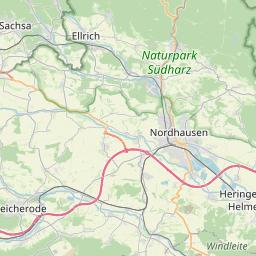 Werratal Radweg Karte.Bahntrassenradwege Werratal Radweg Abschnitt Creuzburg Eschwege