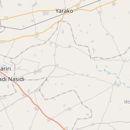 Distance from Kano Nigeria to Tsakuwa Babban Gari Nigeria