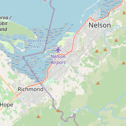Map Nelson New Zealand.Nelson Maps Maps Of Nelson New Zealand