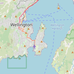Where Is Wellington New Zealand On The Map.Wellington Maps Maps Of Wellington New Zealand