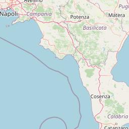 Lavello Potenza Cartina Geografica.La Distanza Tra Maratea Basilicata E Lavello Basilicata