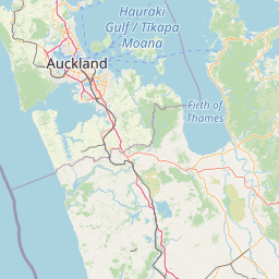Map Of Auckland New Zealand.Auckland Maps Maps Of Auckland New Zealand