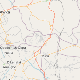 Distance from Enugu, Nigeria to Igbo-Ukwu, Nigeria